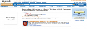 samsung-galaxy-s3-amazon-300x102 Samsung Galaxy S3 duikt op op Duitse Amazon (update: GT-i9500)