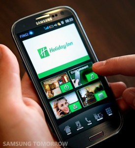 samsung-galaxy-s3-londen-holiday-inn-check-in-e1343248748997-275x300 Hotel, motel, Holiday Inn - anno 2012