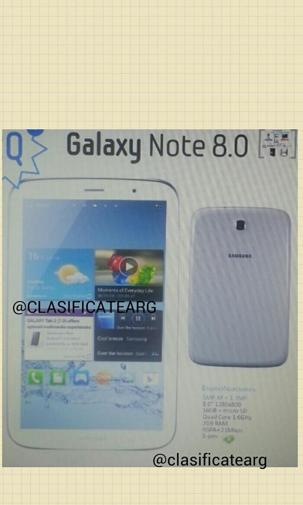 samsung-galaxy-note-80-foto Is dit de Samsung Galaxy Note 8.0? (update 27 jan: ja + meer foto's)