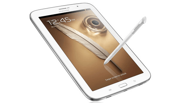 samsung-galaxy-note-8-0 Start Android 4.4 KitKat update voor WiFi versie Samsung Galaxy Note 8.0
