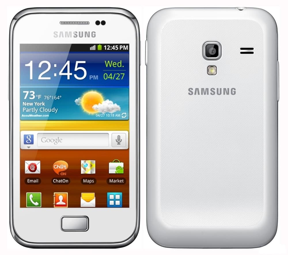 ace-plus-wit1 Samsung Galaxy Ace Plus Afbeeldingen