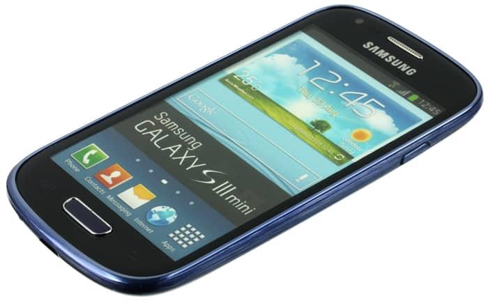 Vodafone's branded Samsung Galaxy S3 Mini krijgt kleine update