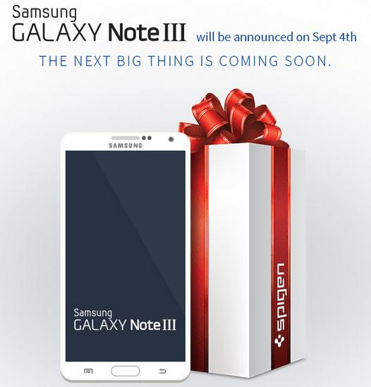 Is dit de Samsung Galaxy Note 3? (Uhm… nou, nee)