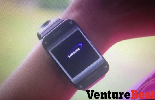 samsung-galaxy-gear-foto-1 Samsung Galaxy Gear prototype in vermomming gekiekt