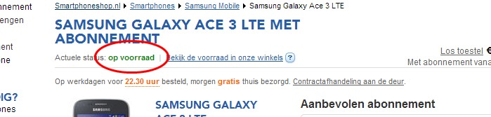 samsung-galaxy-ace-3-kopen-nederland-release