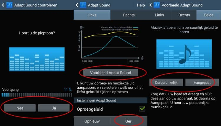 samsung-galaxy-note-3-adapt-sound-instellen-2 Samsung Galaxy Note 3 tip: Adapt Sound