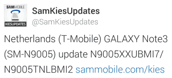 samsung-galaxy-note-3-t-mobile-update Update voor T-Mobile's branded Samsung Galaxy Note 3
