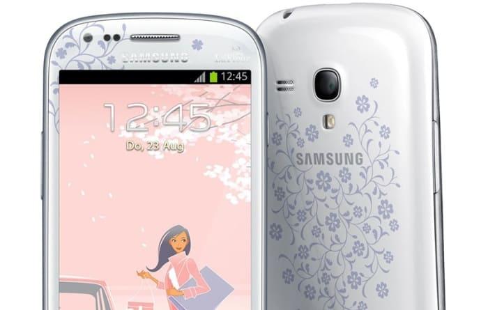Samsung Galaxy S4 Mini La Fleur Komt Voor De Kerst Galaxy Club