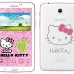 Hallo, Galaxy Tab 3 7.0 Hello Kitty uitvoering