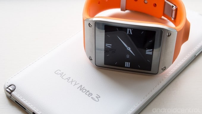 note-3-gear-white-orange_0 Een gratis Galaxy Gear bij een Galaxy Note 3 abbo?