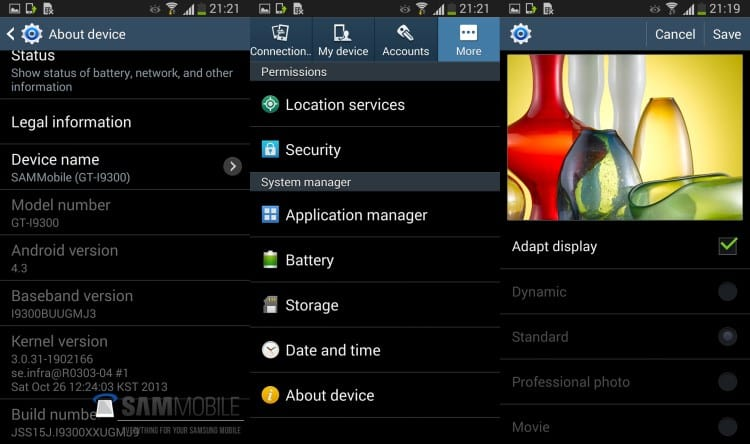 samsung-galaxy-s3-android-4-3-firmware-2 Android 4.3 firmware voor de Samsung Galaxy S3 opgedoken