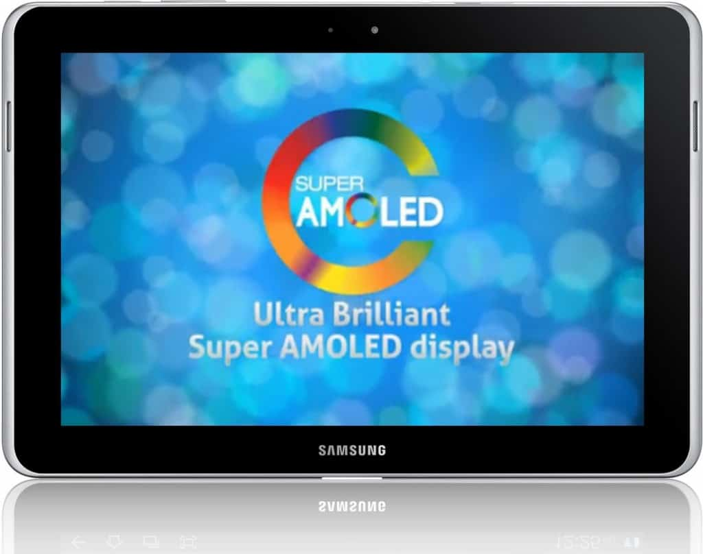 alle specificaties samsung s amoled tab sm t800 bekend