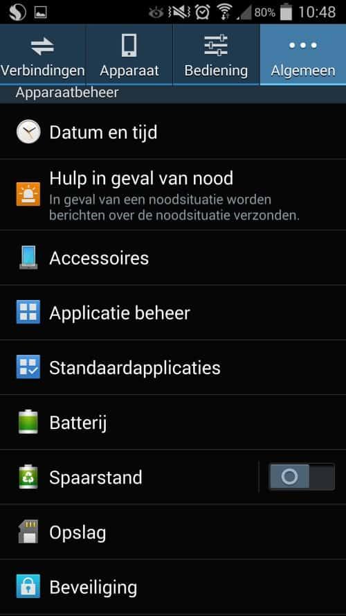 Nederlandse Samsung Galaxy Note 3 krijgt Android 4.4 KitKat