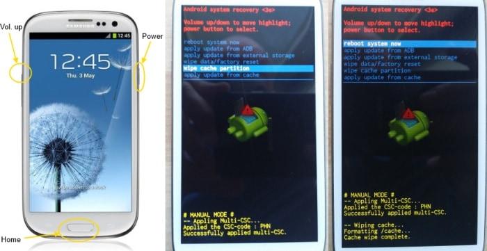 <b>Samsung</b> <b>Galaxy</b> <b>S3</b> 4G : programmer la récupération des ...