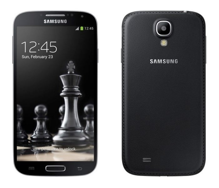 samsung-galaxy-s4-black-edition Android Lollipop update nu ook voor Samsung Galaxy S4 Black Edition