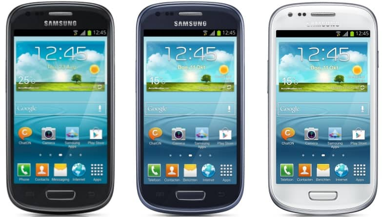 samsung-galaxy-s3-mini-value-edition Unbranded Samsung Galaxy S3 Mini VE krijgt kleine update