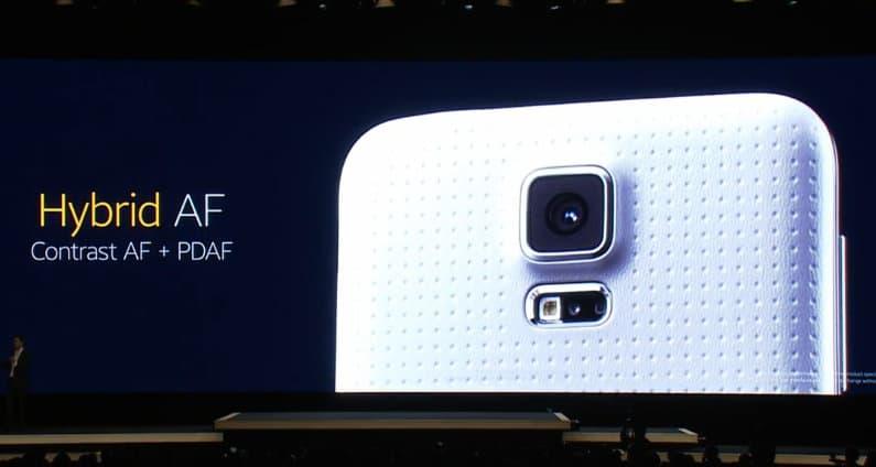 Onder de loep: Samsung Galaxy S5 camera autofocus - Galaxy ...