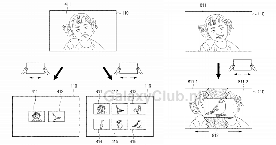 samsung-stretchable-interface-patent-6 Samsung patenteert oprekbare interface en beeldscherm