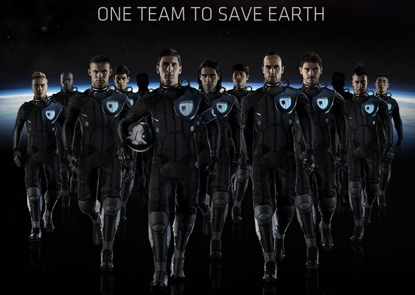 galaxy Galaxy 11 - Football will save the world!