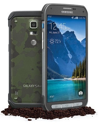samsung-galaxy-s5-active-att-1 Samsung Galaxy S5 Active in volle glorie te zien (update: nu officieel)