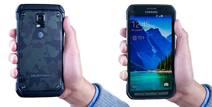 samsung-galaxy-s5-active-officieel Samsung Galaxy S5 Active in volle glorie te zien (update: nu officieel)