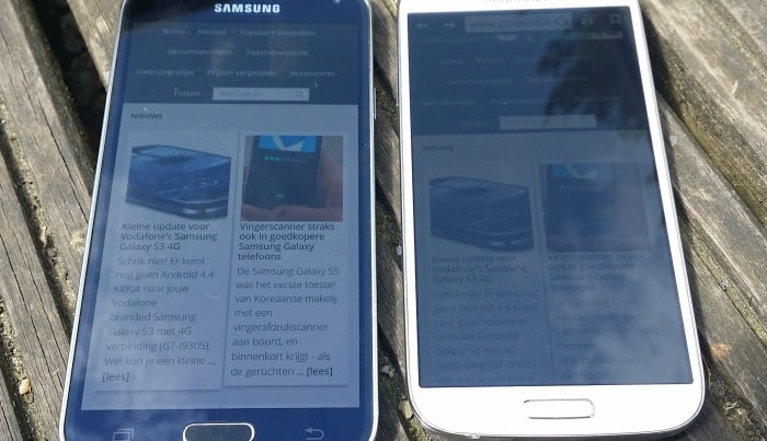 Samsung Galaxy S5 review, updates, tips, trucs, nieuws