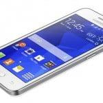 En daar is de Samsung Galaxy Core 2