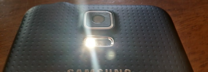 samsung-galaxy-s5-led-zaklamp Samsung Galaxy S5 tips: zaklamp en vergrootglas widgets