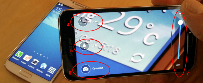 samsung-galaxy-s5-widgets-vergrootglas Samsung Galaxy S5 tips: zaklamp en vergrootglas widgets