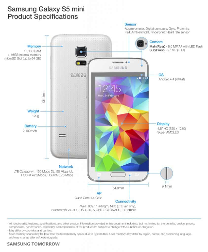 samsung-galaxy-s5-mini-specificaties