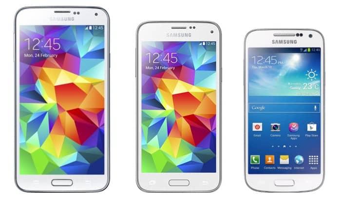 Samsung Galaxy s5 Mini Samsung Galaxy s4 Mini Samsung-galaxy-s5-mini-versus