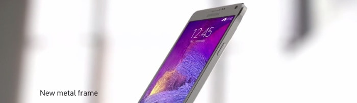 samsung-galaxy-note-4-features-video Officiële introductievideo van de Samsung Galaxy Note 4