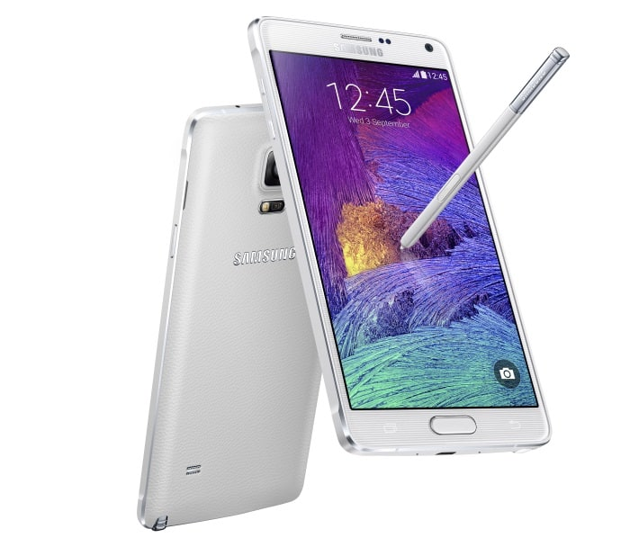 samsung-galaxy-note-4-wit1 Samsung Galaxy Note 4 afbeeldingen