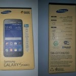 Samsung Galaxy S Duos 3 gespot (in India)