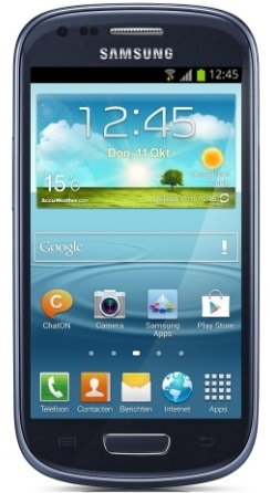 samsung-galaxy-s3-mini-ve-update Bescheiden firmware update unbranded Samsung Galaxy S3 Mini VE