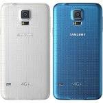 Galaxy S5 Plus krijgt nieuwe security patches – update 27-9: unbranded