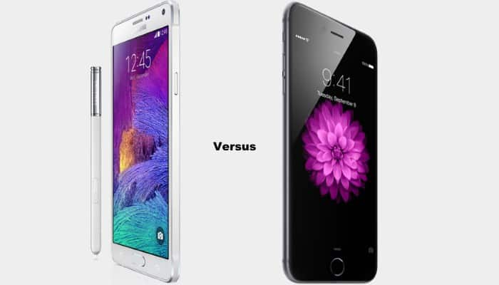 wat is er beter een iphone of samsung
