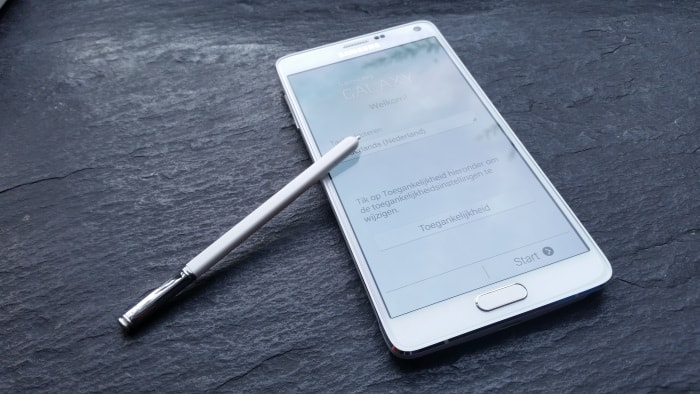 samsung-galaxy-note-4-gc-3 Samsung Galaxy Note 4 verkoopt beter dan de Note 3 (in West-Europa, VS)
