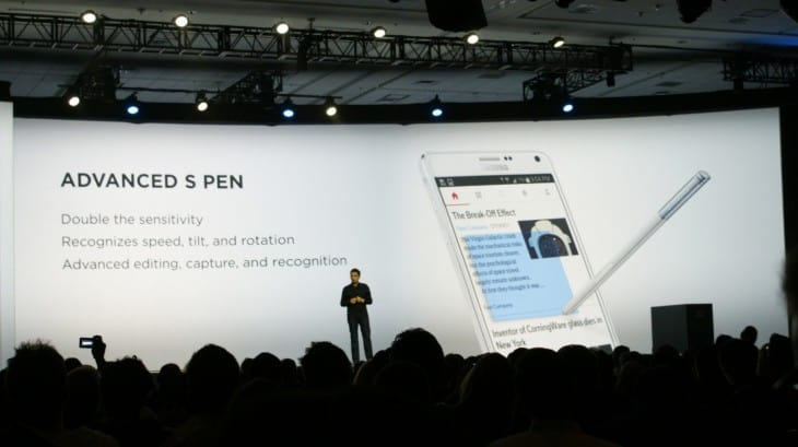samsung-advanced-s-pen Samsung lanceert géén Advanced S Pen