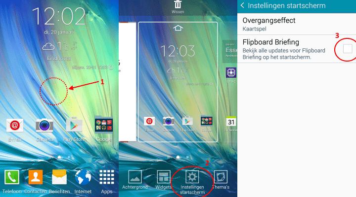 samsung-galaxy-a5-tip-flipboard-weghalen-startscherm