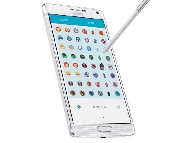 samsung-galaxy-note-4-penvatar-galaxy-note-edge Binnenkort op de Samsung Galaxy Note 4 en Edge: Penvatars