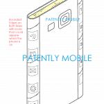 Dubbel gebogen display in Samsung's nieuwe patent