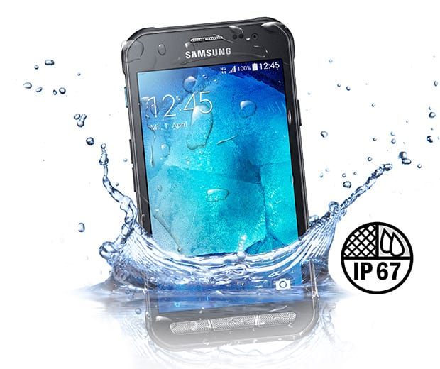 samsung-galaxy-xcover-3-ip67 Samsung onthult stof- en waterbestendige Galaxy Xcover 3