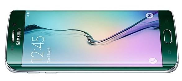 Groene Galaxy S6 Edge En Blauwe Galaxy S6 Vanaf Half Mei