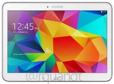 samsung-galaxy-tab-4-ve1 Samsung Galaxy Tab 4 Value Edition met 64 bit processor opgedoken