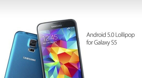 gsmarena_001 Samsung belooft Lollipop issues Galaxy S5 te fixen met 'micro-updates'