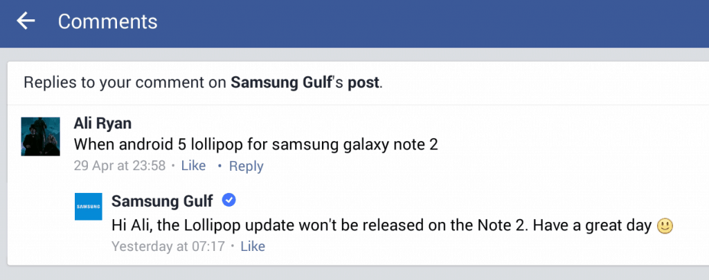 samsung-galaxy-note-2-android-5-0-lollipop-toch-niet-1024x405 Toch geen Android 5.0 Lollipop update voor de Samsung Galaxy Note 2? (update: of toch wel...)