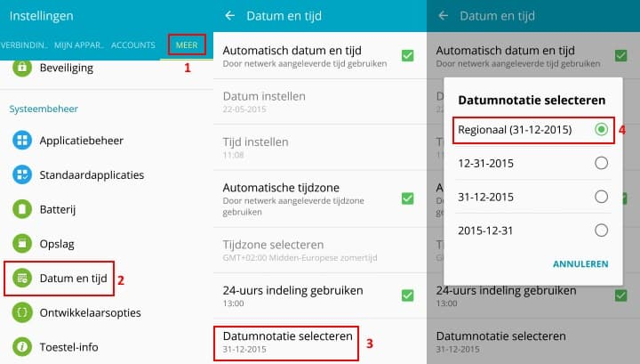 samsung-galaxy-s4-android-lollipop-update-klok-is-gestopt Samsung Galaxy S4 Lollipop bugfix tip: 'Klok is gestopt'