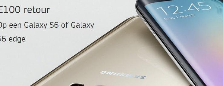 samsung-galaxy-s6-edge-100-euro-korting-cashback-retour