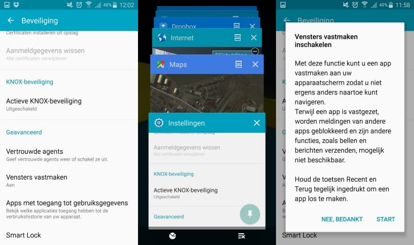 samsung-galaxy-note-4-android-5-1-update-nederland-preview-apps-pinnen Preview: Android 5.1.1 update op de Nederlandse Samsung Galaxy Note 4 (SM-N910F)